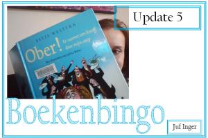 boekenbingo 2016 - update 5