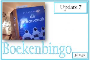 boekenbingo 2016 - update 7