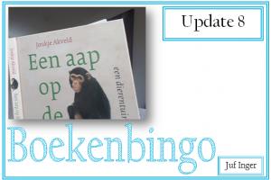 boekenbingo 2016 - update 8
