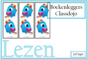 boekenleggers classdojo 2