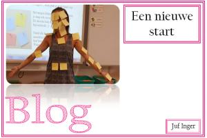 een nieuwe start - juf Inger