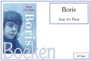 Boris - juf Inger