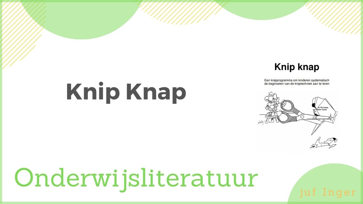 knip knap