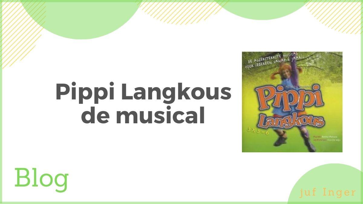 Pippi Langkous, de musical