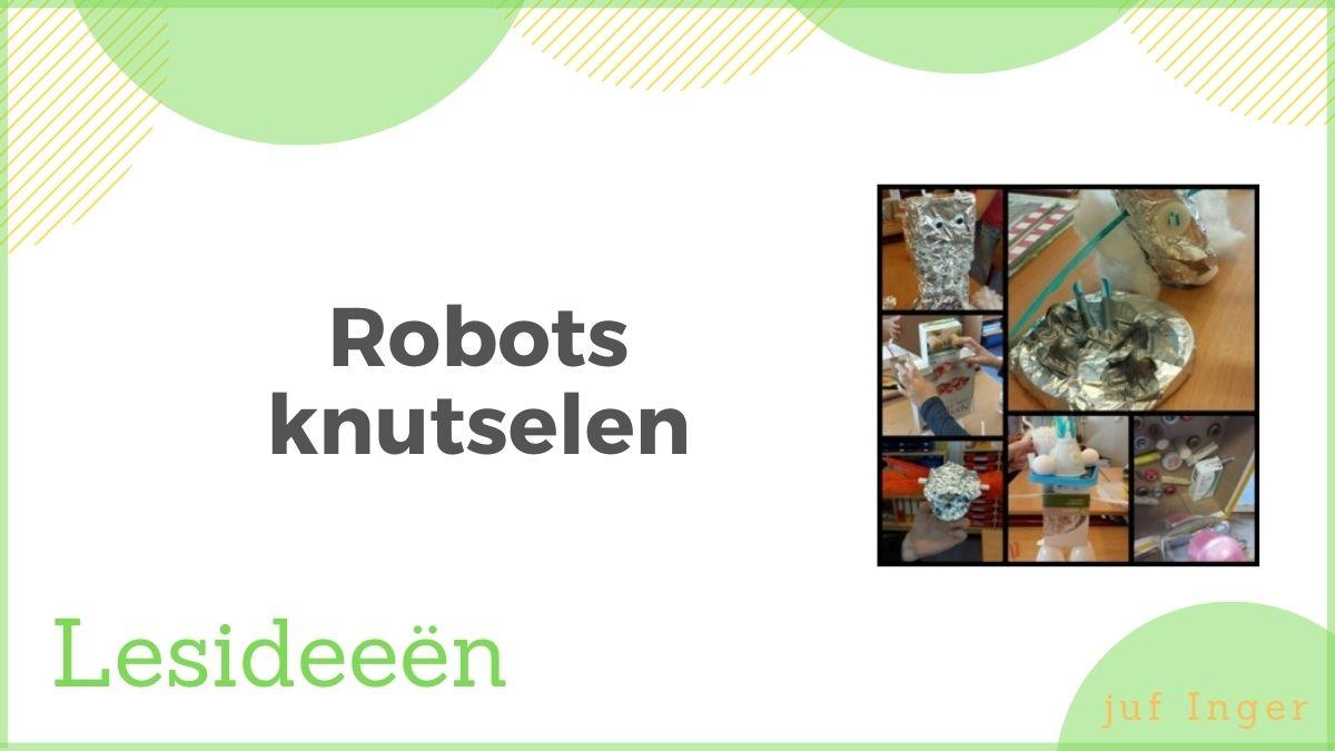 Robots knutselen