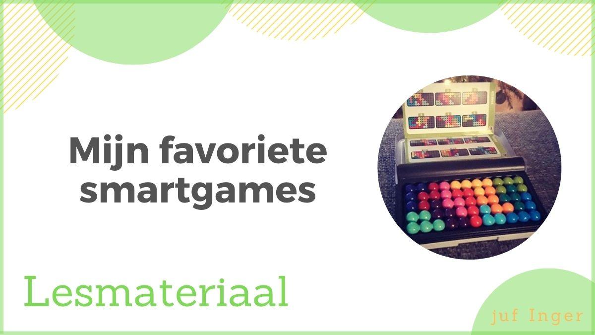 mijn favoriete smartgames