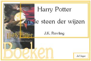 Harry Potter - juf Inger