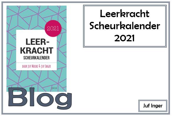 leerkrachtscheurkalender 2021