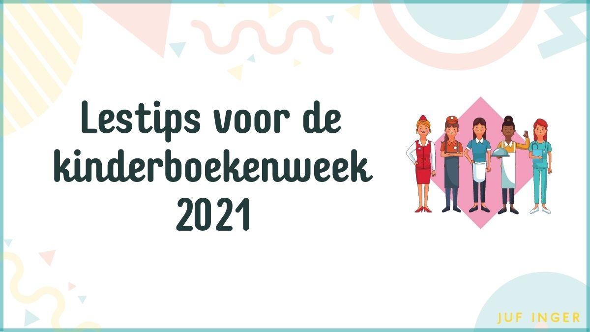 Lestips voor de kinderboekenweek 2021