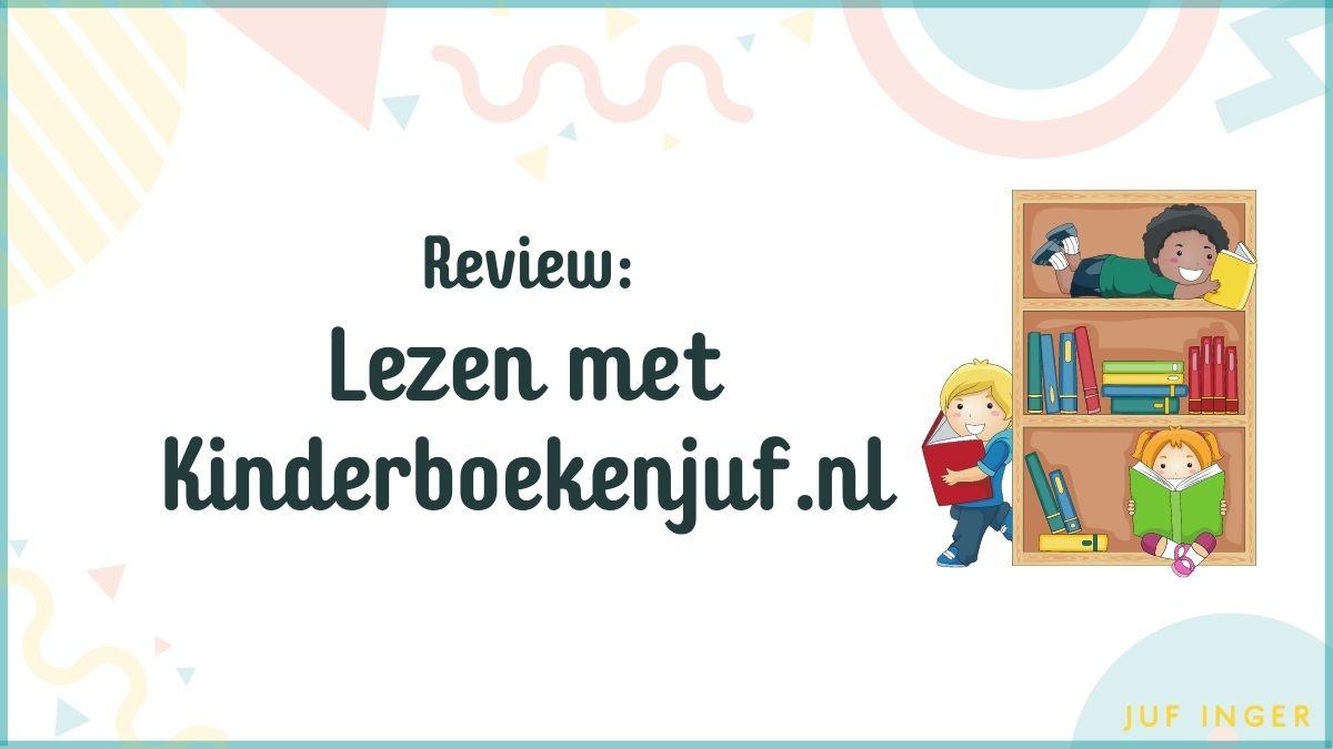 Lezen met Kinderboekenjuf.nl