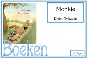 Monkie - juf Inger