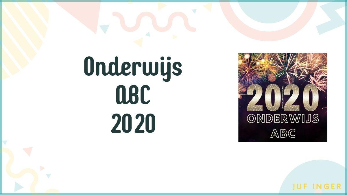 Onderwijs ABC 2020