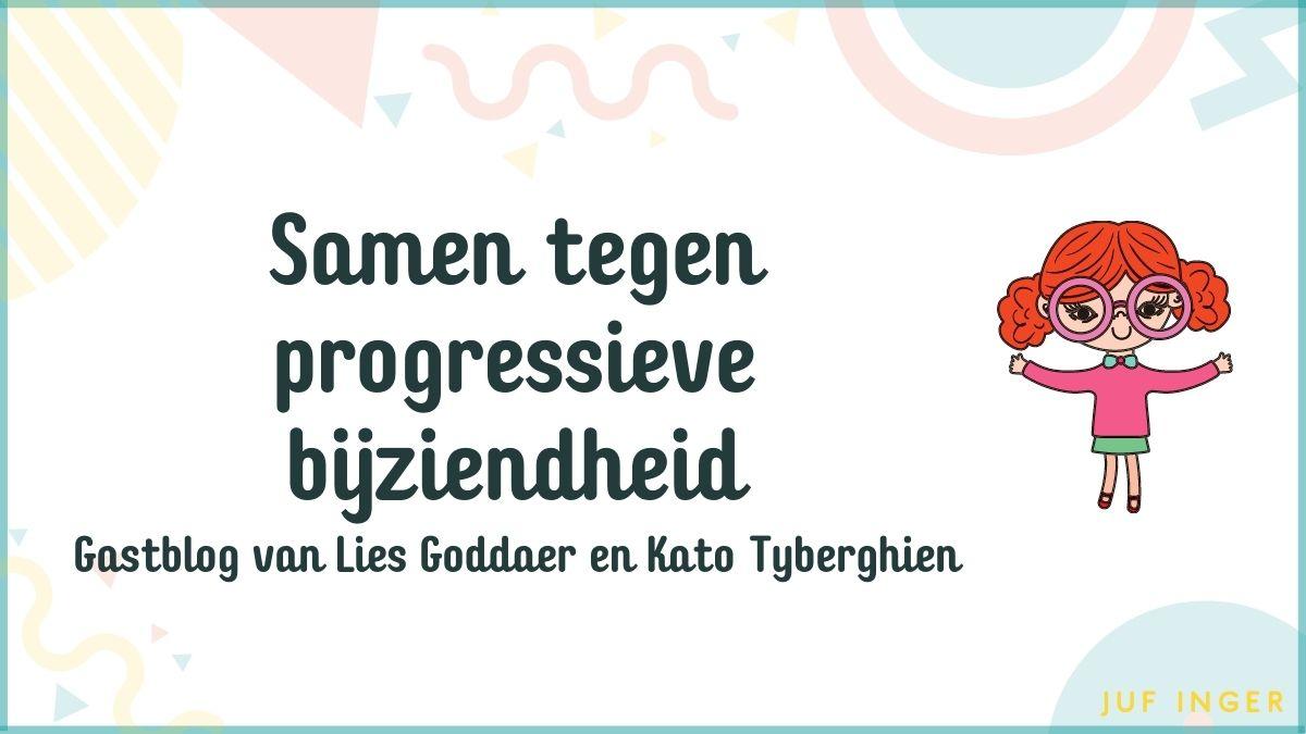 Samen tegen progressieve bijziendheid