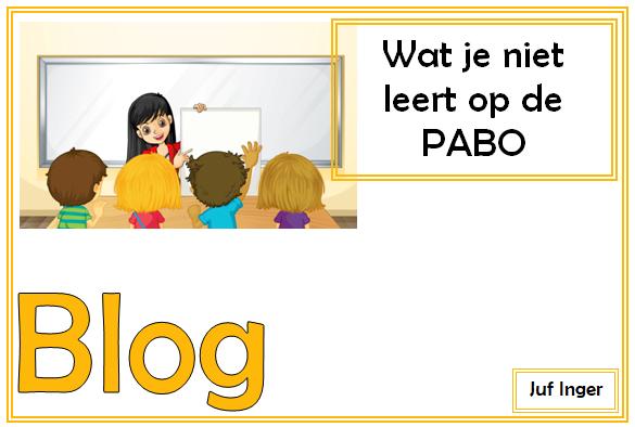 Wat je niet leert op de PABO