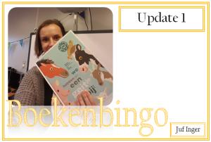 boekenbingo 2016 - update 1 - juf Inger