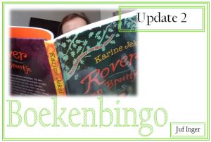 boekenbingo 2016 - update 2