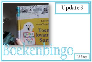 boekenbingo 2016 - update 9