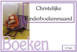 kinderboekenmaand - juf Inger