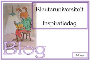 kleuteruniversiteit inspiratiedag arnhem - juf Inger
