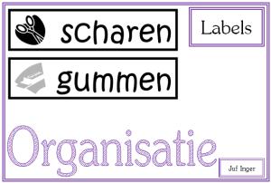 labels - juf Inger