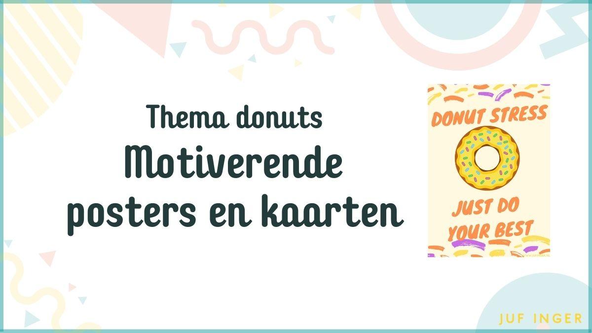 thema donuts
